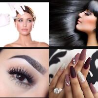 Looking for Lash & Nail Techs, Stylists, Botox, Fillers