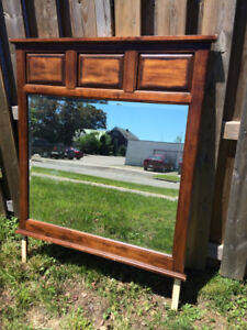 Large mirror in good condition!
