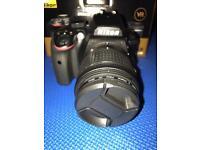 D3400 Nikon VR Camera Kit