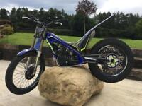 2018 Sherco 300 ST Racing Trials Bike