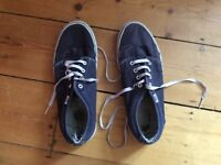 Vans shoes pumps trainers size UK 11 USA 12 well used old rough