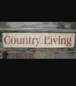 Looking to buy in the country
