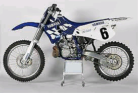 Looking for 93 yz250 parts