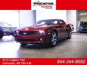2012 Chevrolet Camaro 2LT RS, Leather, Heated Seats, Sunroof, Ba
