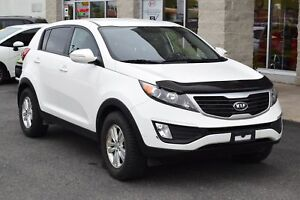 2012 Kia Sportage LX MANUAL | BLUETOOTH | HEATED SEATS | ALLOYS