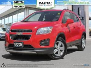 2016 Chevrolet Trax LT AWD **Remote Start-Rear Cam-Bluetooth**