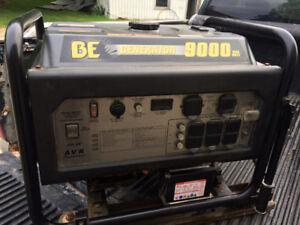 9000 Watt Generator 1yr Old