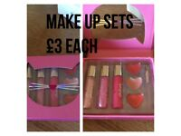 Make up sets