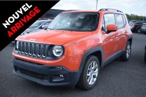 2015 Jeep Renegade NORTH EDITION MAGS CAMERA DE RECUL