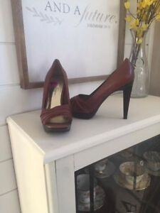 Brown Jessica Simpson Shoes