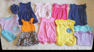 Baby girl 12 month clothing