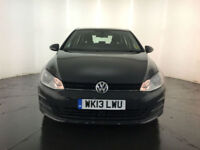 2013 VOLKSWAGEN GOLF SE BLUEMOTION TDI 1 OWNER SERVICE HISTORY FINANCE PX