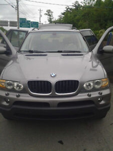 ONlY BMW X5 SUV,on Kijiji,MVI 2019! 1st One with Cash yours!
