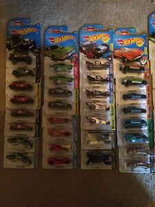 2016 Hot Wheels Assorted Cars