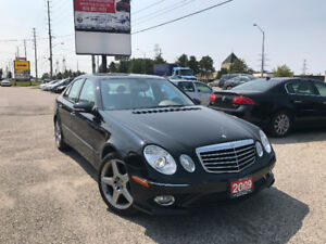 2009 Mercedes-Benz E-350, Avantgarde Edition, 2 Years Warranty