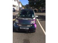 Rare Color Smart ForTwo Swap Px