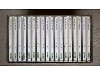 Full box set of Scarlatti keyboard works played by Scott Ross - 36 CD's