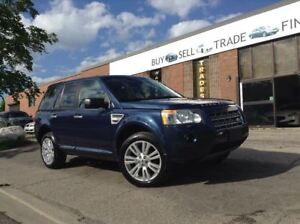 2010 Land Rover LR2 HSE   LEATHER   PANO SUNROOF   PARKING SENSO