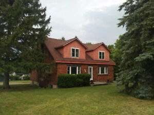 5 Bedroom Grand Bend Cottage Backing to the Marina on the river.