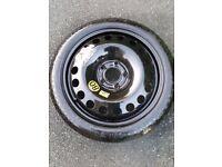 Spacesaver Tyre T115/70 R16