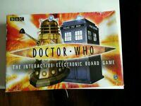 Doctor who, new unused