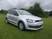 2011 VOLKSWAGEN POLO 1.2 MODA 3 DOOR
