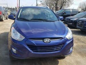 2012 Hyundai Tucson GLS 4dr All-wheel Drive