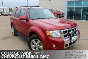2010 Ford Escape Limited  - Leather Seats -  Bluetooth -  Heated