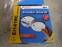 Ionisation Smoke alarm AICO EI141RC.