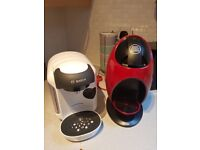Dolce gusto and Tassimo coffee machines like new
