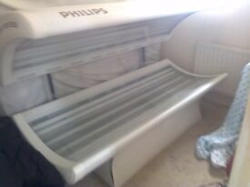 sun bed Philips top and botom