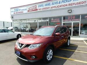 2014 Nissan Rogue SV AWD BUTTON START BACK CAMERA PANORAMIC ROOF