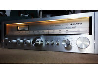 Sanyo JCX2150 am/fm receiver 1978