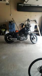 1986 Custom Bobber