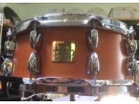 Yamaha maple custom absolute snare