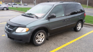 For sale very good and reliable DODGE CARAVAN SE