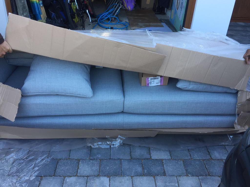 Next Jackson Extra Large Sofa *brand New*