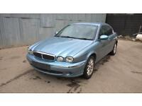jaguar x type 2.5 v6 petrol automatic spares or repair