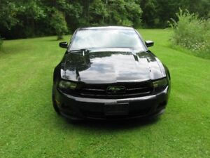 2011 Ford Mustang V6 Coupe (2 door) premium/pony