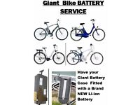 Giant Electric Bike Battery Service Twist Suede Lite Escape Prime Ease Fast affordable service