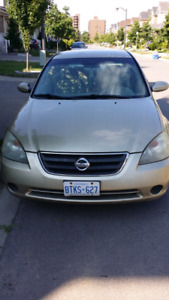 2003 Nissan Altima 2.5 S 4 Cylinders