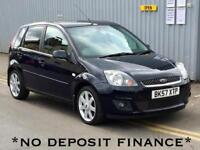 2007 FORD FIESTA 1.4 Zetec 5dr no deposit finance available
