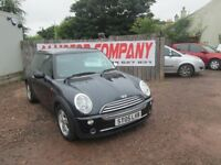 MINI ONE 2005 1.6 LTR PETROL 1 YEAR MOT FULL SERVICE HISTORY VERY CLEAN CAR!!!