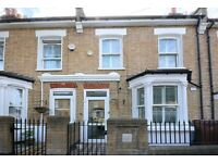 **large 3 bedroom terraced house with garden-available mid August**