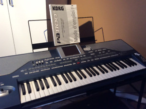 Clavier korg PA800