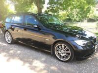 56 REG BMW 320D SE TOURING TURBO DIESEL eg mondeo focus skoda astra golf A4 520 passat insignia golf