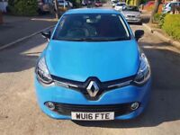 2016 RENAULT CLIO 1.4 NAVIGATION DIESEL MINT CONDITION ONLY 14000 MILES