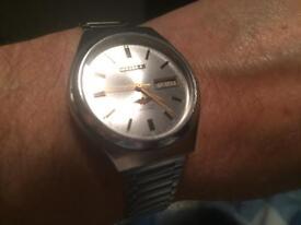 Vintage Citizen Automatic watch