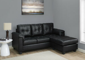 Brand new apartment fit 2 pc sectional with ottoman $648 only!!!