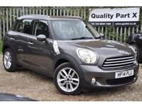 2014 MINI Countryman 1.6 Cooper D Business Edition (Chili pack) 5dr